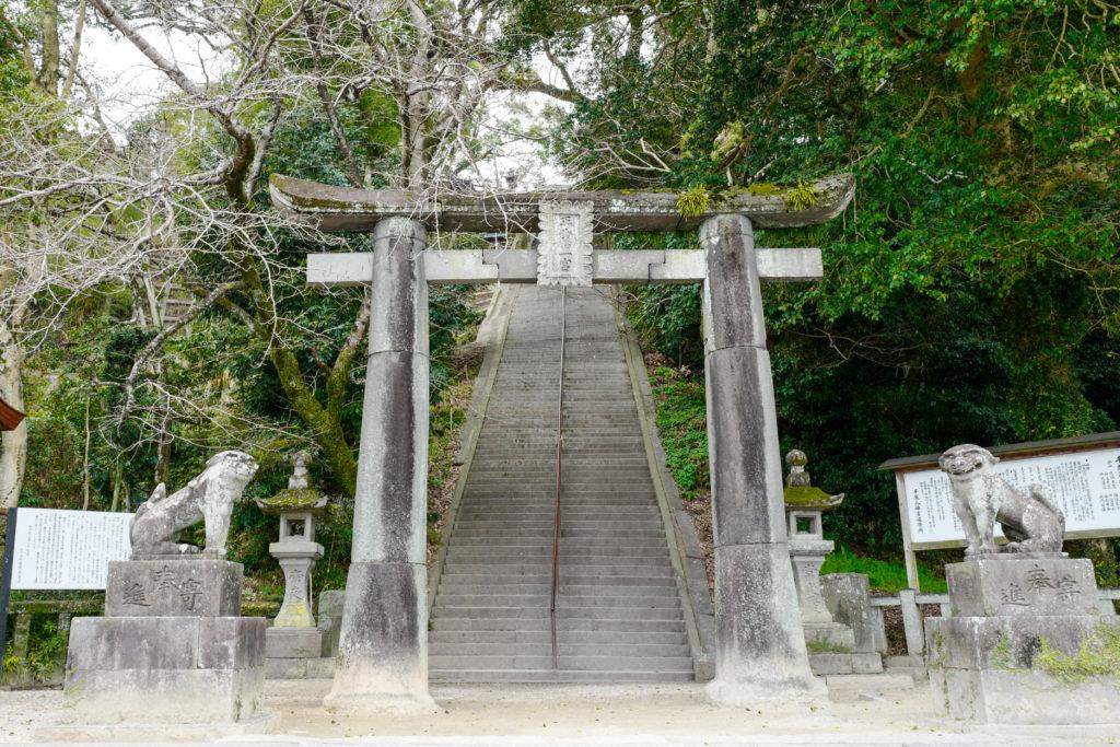 與止日女神社は安産祈願が最強パワースポット【佐賀県一之宮】