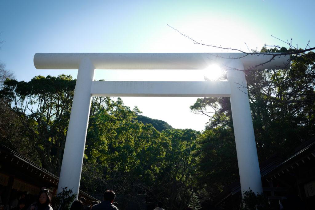【千葉県】安房国(あわのくに)一の宮  安房(あわ)神社