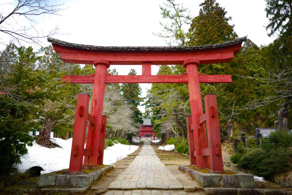 【青森県】津軽国(つがるのくに)一の宮  岩木山(いわきやま)神社