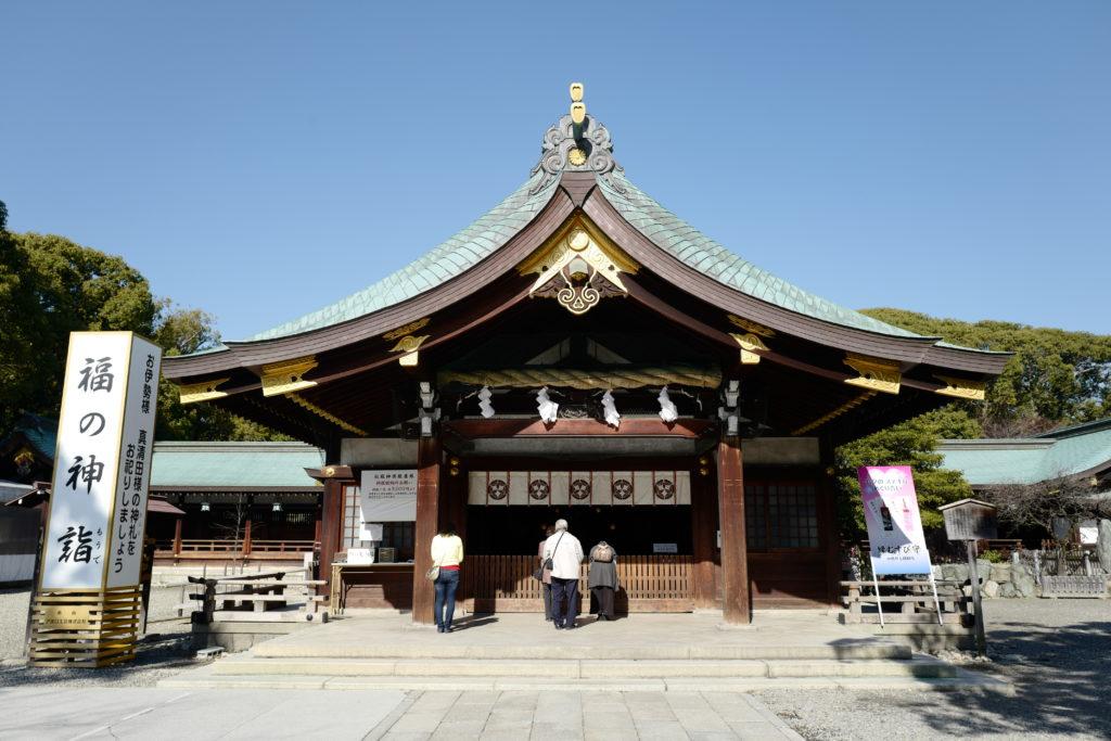 【愛知県】尾張國(おわりのくに)一の宮 真清田(ますみだ)神社