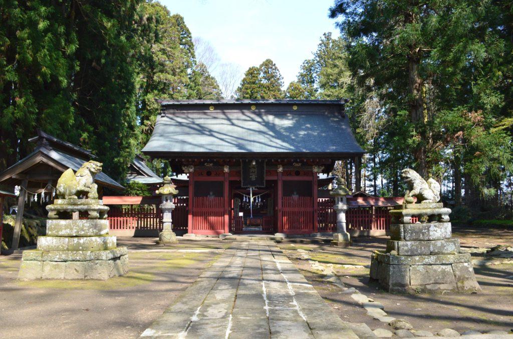 【福島県】陸奥国(むつのくに)一の宮 八槻都々古別(やつきつつこわけ)神社