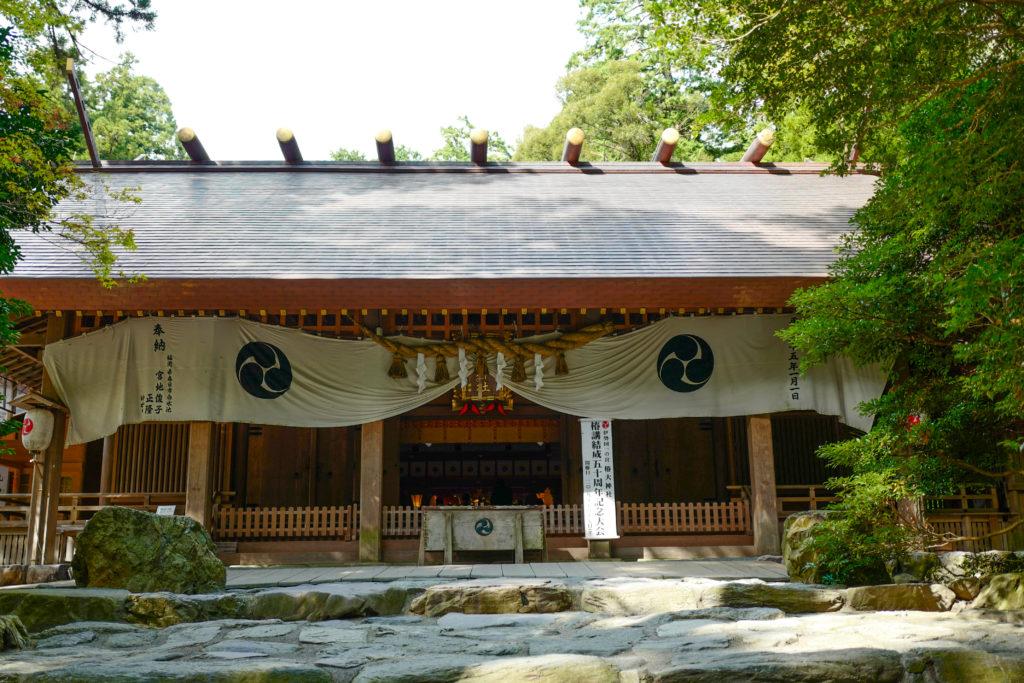 【三重県】伊勢国(いせのくに)一の宮 椿大神社(つばきおおかみやしろ)