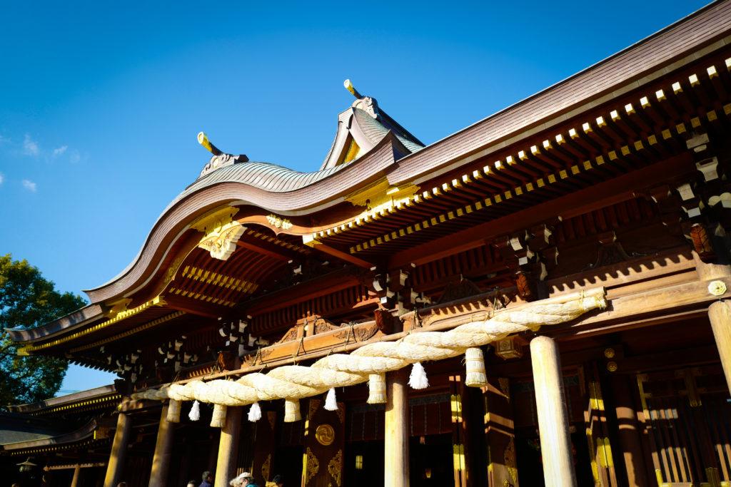【神奈川県】相模国(さがみのくに)一の宮  寒川(さむかわ)神社